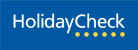 The Logo of HolidayCheck